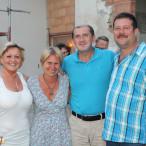 Besuch der Ungarn in Forstinning 2015